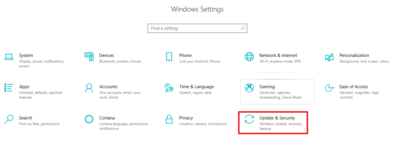 How to Disable Automatic Updates-step2